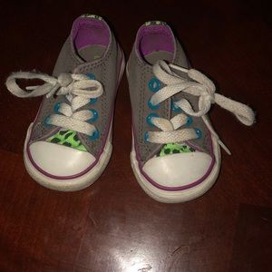 TODDLER DOUBLE TOUNGE CONVERSE